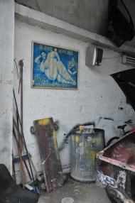 Garage porn