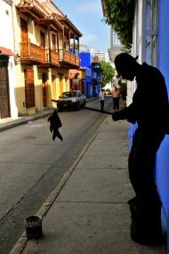 Gone Fishing: Cartagena
