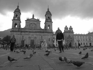 Plaza de Bolivar, Bogota