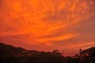 Sunset in Taganga