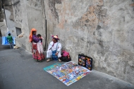 Colourful Mexico at a street market in Cuernavaca