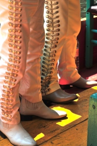 Mariachis' trousers