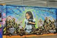 Oaxaca City: Street Art