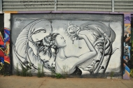 Oaxaca City: street art