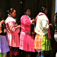 The ladies of Valle de Bravo