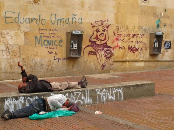 Poverty: Bogota