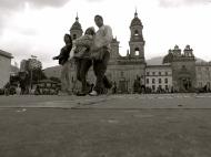 Plaza de Bolivar: Bogota