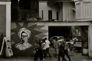 At the foot of Christ the Redeemer: Rio de Janeiro
