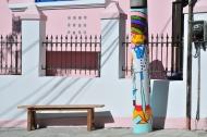 Street art, Santa Teresa in Rio
