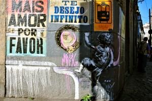 Mais Amor Por Favor: Santa Teresa, Rio.
