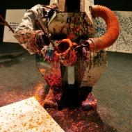 Robotic Art: Centro Cultural Banco do Brasil Museum