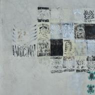 Street stencils, Manaus