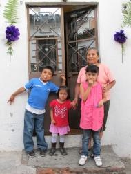 My Tepoztlan family