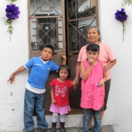 My Tepoztlan family