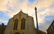 A church in Anerley